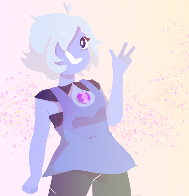 80′s Amethyst, hope you enjoy!