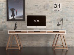 AN desk by Monolito
