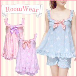 kawaiiwigs:  Unicorn cute/sexy roomwear *o* omg