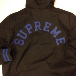 tanyelxx:  #supreme #champion jacket XL. £200 Ono
