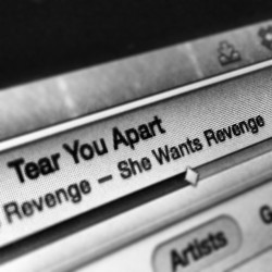 Explaining the turmoils of my life through song and dance. #shewantsrevenge #tearyouapart