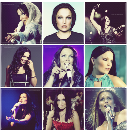 beauty-and-bands:  Favorites Singers | 04 | TARJA TURUNEN - Ex-Nightwish/Solo