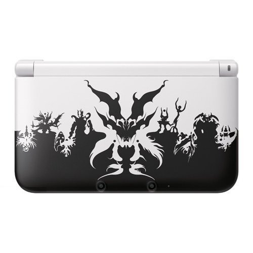 Shin Megami Tensei IV 3DS LL The 3DS is getting a ton of cool limited edition paint jobs. The newest one is this Shin Megami Tensei version, which is limited to Japan so far. If the fact that the 3DS is region locked doesn't turn you away, maybe the price tag will. You can pre-order one for $440 (before shipping) from Play-Asia. Check it: More 3DS on Albotas Pre-Order: Shin Megami Tensei IV