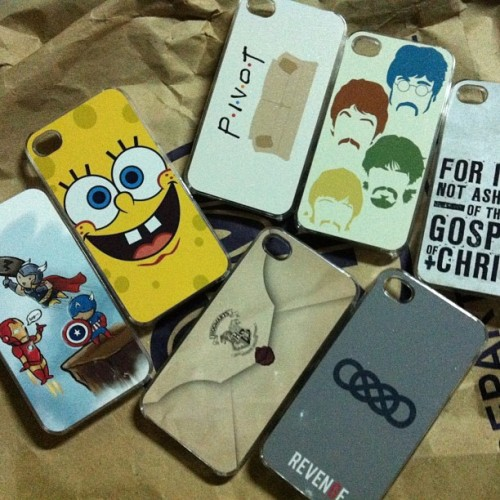 I love the cases! Thank you @coolshop4you. Til our next transaction :) #satisfied #legit #iphone4 #case