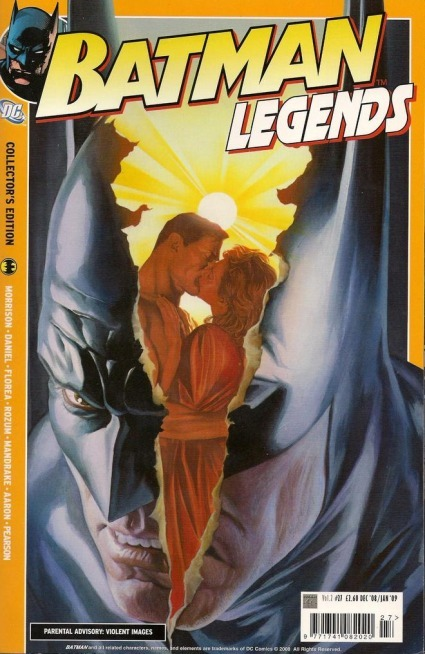 Cover of the Day - Batman Legends (2007) #27 Collects;- Batman (1940) #677- Detective Comics (1937) #836- Joker's Asylum: Penguin (2008) #1