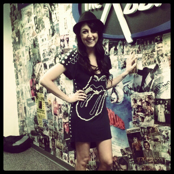 Just wrapped up my radio interview with wx88.9 will post link later xoxo