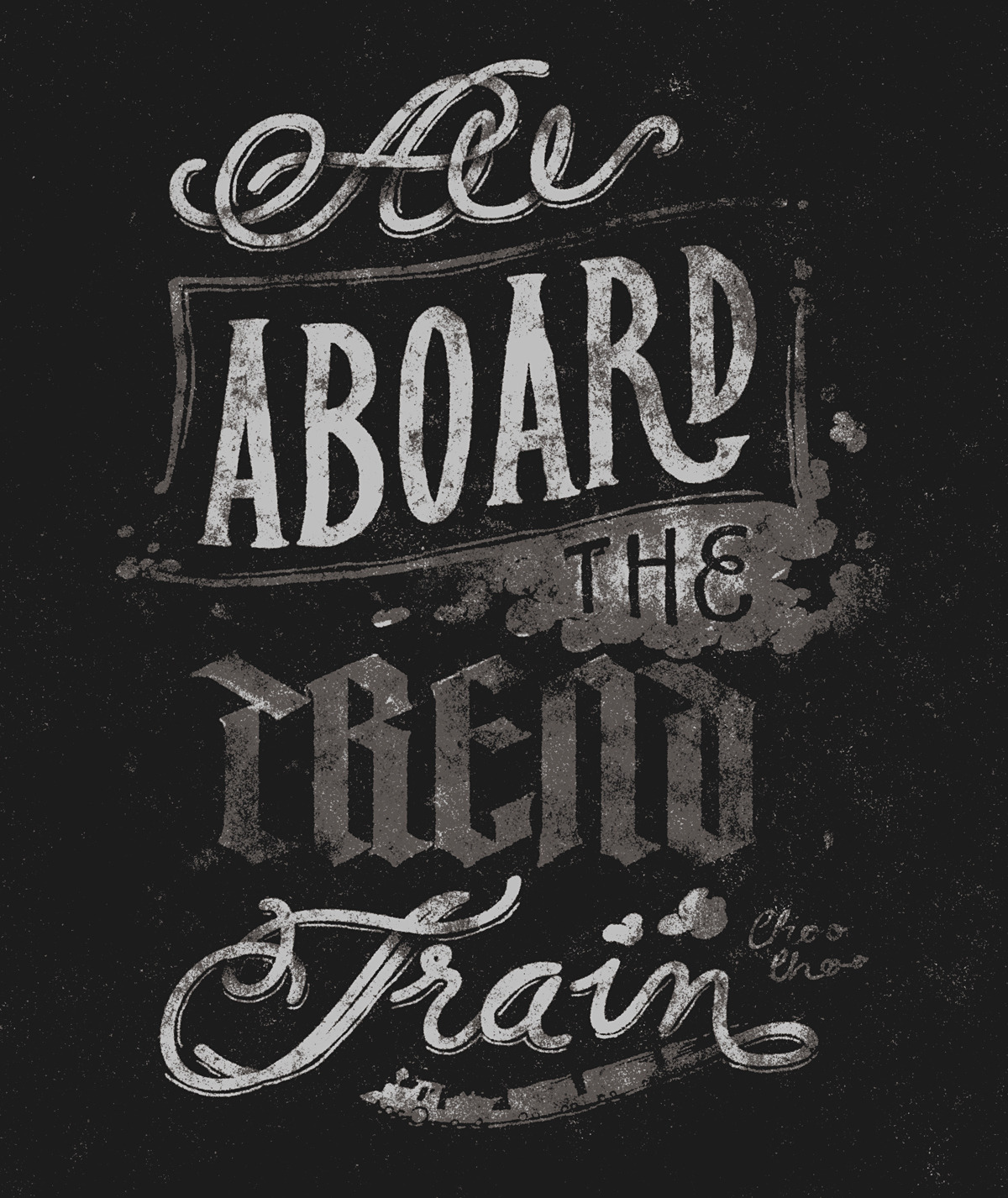 All Aboard the Trend Train by @AlexBeltechi