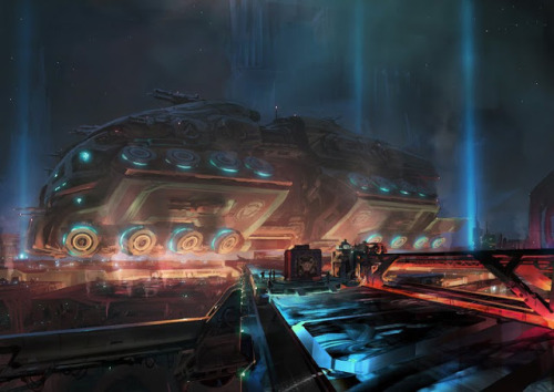 Artist Watch - Maxim Revin PART 3 Maxim is a concept artist and illustrator based out of Moscow, Russia. His work displays elaborate science fiction cities, vehicles, characters and other scenes and concepts. The detail and realistic imaginative effort for his work is mind boggling. Be sure to check Maxim out on blogspot, cghub and a plethora of other sites on the web. Image Source