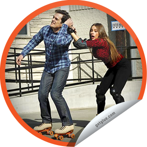 I just unlocked the Modern Family: My Hero sticker on GetGlue                      6905 others have also unlocked the Modern Family: My Hero sticker on GetGlue.com                  Is Phil a good skating teacher for Gloria? Thanks for watching Modern Family tonight! Keep tuning in on Wednesdays at 9/8c. Share this one proudly. It's from our friends at ABC.