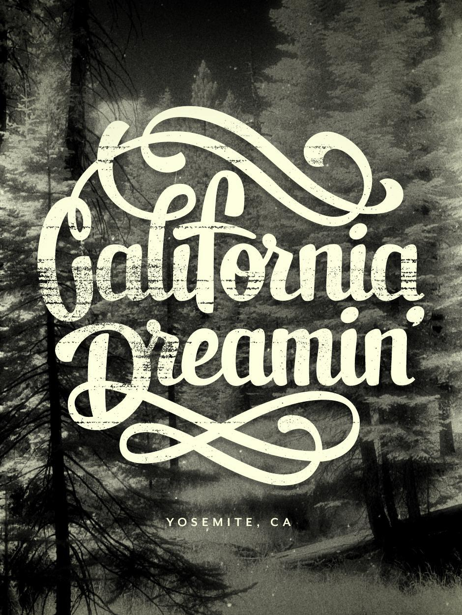 We're California dreamin' after seeing this awesome lettering project!Class: Lettering: Learn to Draw Illustrative WordsView project: http://skl.sh/15R8zPLCreated by: Kyle Marks
