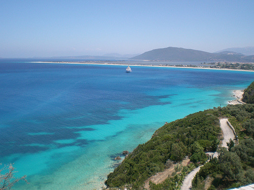 Lefkada, Greece. (by Ekaterina K)