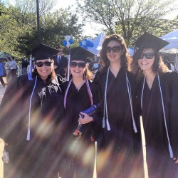 Congratulations, #UNH13!  (at 2013 UNH Commencement)