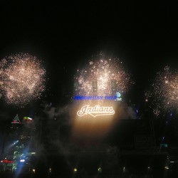 clevelandindians:  Another WALKOFF win #TribeTown
