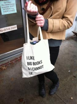 We need this tote.