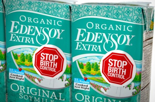 "brendanmc:  kbye:  ericmortensen:  Organic Eden Foods' quiet right-wing anti-woman agenda  Eden Foods — an organic food company with no shortage of liberal customers — has quietly pursued a decidedly right-wing agenda, suing the Obama administration for exemption from the mandate to cover contraception for its employees under the Affordable Care Act. In court filings, Eden Foods, represented by the conservative Thomas More Law Center, alleges that its rights have been violated under the First Amendment, the Religious Freedom Restoration Act and the Administrative Procedure Act. Eden Foods, which did not respond to a request for comment, says in its filing that the company believes of birth control that ""these procedures almost always involve immoral and unnatural practices."" The complaint also says that ""Plaintiffs believe that Plan B and 'ella' can cause the death of the embryo, which is a person."" (Studies show that neither Plan B nor Ella interfere with fertilization, which is the Catholic definition of the beginning of life, if not the medical one. In other words, not the death of an embryo. Also, at that stage, it's a zygote, not an embryo — let alone a ""person."")    Good to know…  Ah, another brand to not purchase.  wow, what idiots. thanks to birth control pills I was able to avoid expensive invasive surgery and rid myself of cysts. i will never support a company that seeks to strip female employees of access to a wide range of hormones needed to resolve women's issues based on their junk-""christian""-science and religious dogma."
