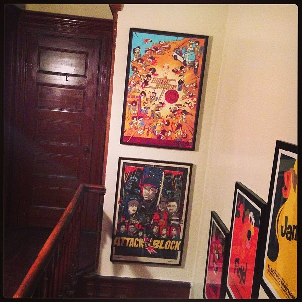 Changing up the gallery. @MondoNews @radiomaru