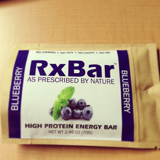 2:30 feeling no more. Thanks @rxbar #paleo #goodstuff (at Loud Interactive)
