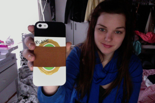 guys guys guys my new phone case finally came in the mail!