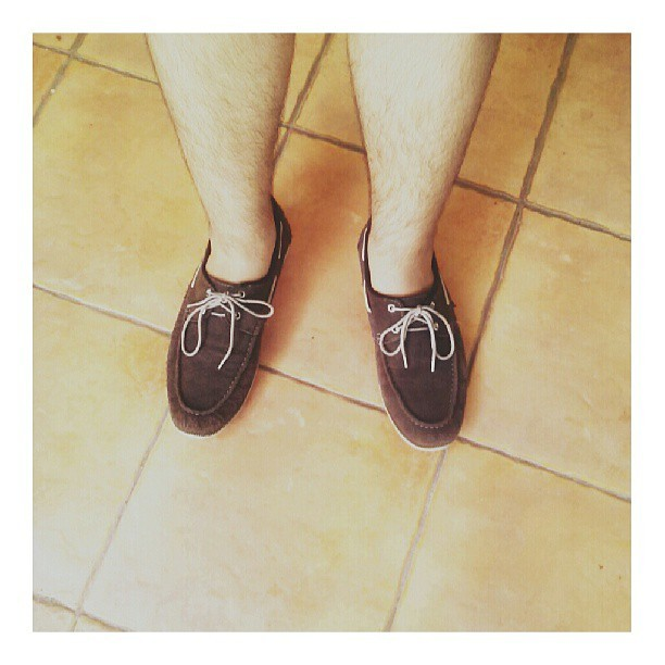 Day 18: Your Shoes #30DaysChallenge  #brown #vans #shoes #all_shots #bestoftheday #photooftheday #instadaily #instago #instagood #instahub #instamood #instanusantara #instaphoto #filter #shoutout #iphonesia #iphonegraphy #iphonegrapher #hot #igaddicted #igers #statigram #tagstagram #tagstagramers #tweegram #webstagram #indonesia #instagram