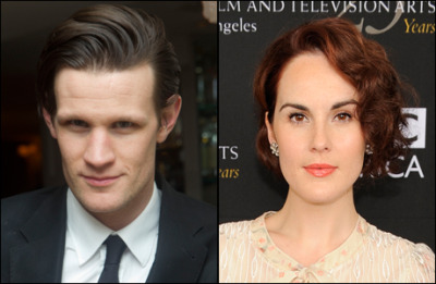 "bbcamerica:  WATCH: Matt Smith, Michelle Dockery Read Poems for Disney Junior | Anglophenia  They may be too young to be fans yet of either Doctor Who or Downton Abbey but pint-size viewers of the Disney Junior channel will soon get their first exposure to Matt Smith and Michelle Dockery. The two British TV stars – Smith is on Doctor Who and Dockery in Downton Abbey – are among the celebrities who've signed on to narrate poems as part of Disney Junior's ""A Poem Is … "" series. Smith will make his debut – he'll be heard reading while animated clips from various Disney cartoons appear on the screen – with ""De Colores,"" a traditional folk song, this Saturday, January 5 at 8:55 a.m. On January 19 at 7:55 a.m., he'll read ""Once They All Believed in Dragons"" by Jack Prelutsky.  Click through for an exclusive first look  Also has clips of Kenneth Branagh, Catherine Tate and Billy Connolly reading! :)"