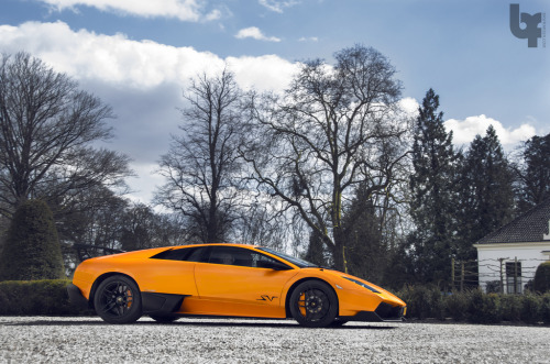 automotivated:  Lamborghini Murciélago LP670-4 SV (by Bas Fransen Photography)