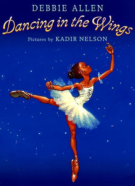 What an adorable book! Debbie Allen has a great dance program, and I see that she authors as well. <3