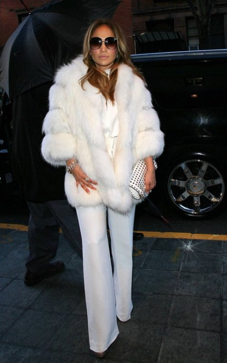 Break the Rules: 5 Ways to Wear White in the Winter