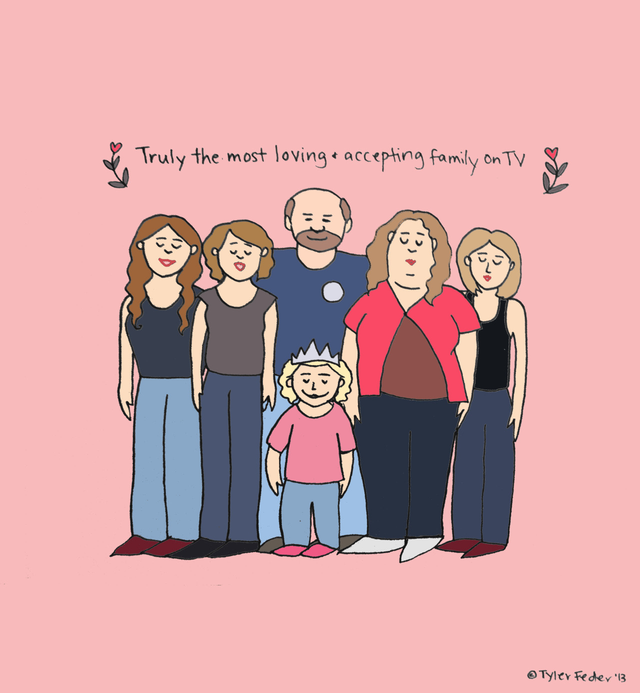 A small tribute to Honey Boo Boo and family (by Tyler Feder)