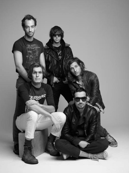 mid-funk:  The Strokes for The Observer by Mike McGregor