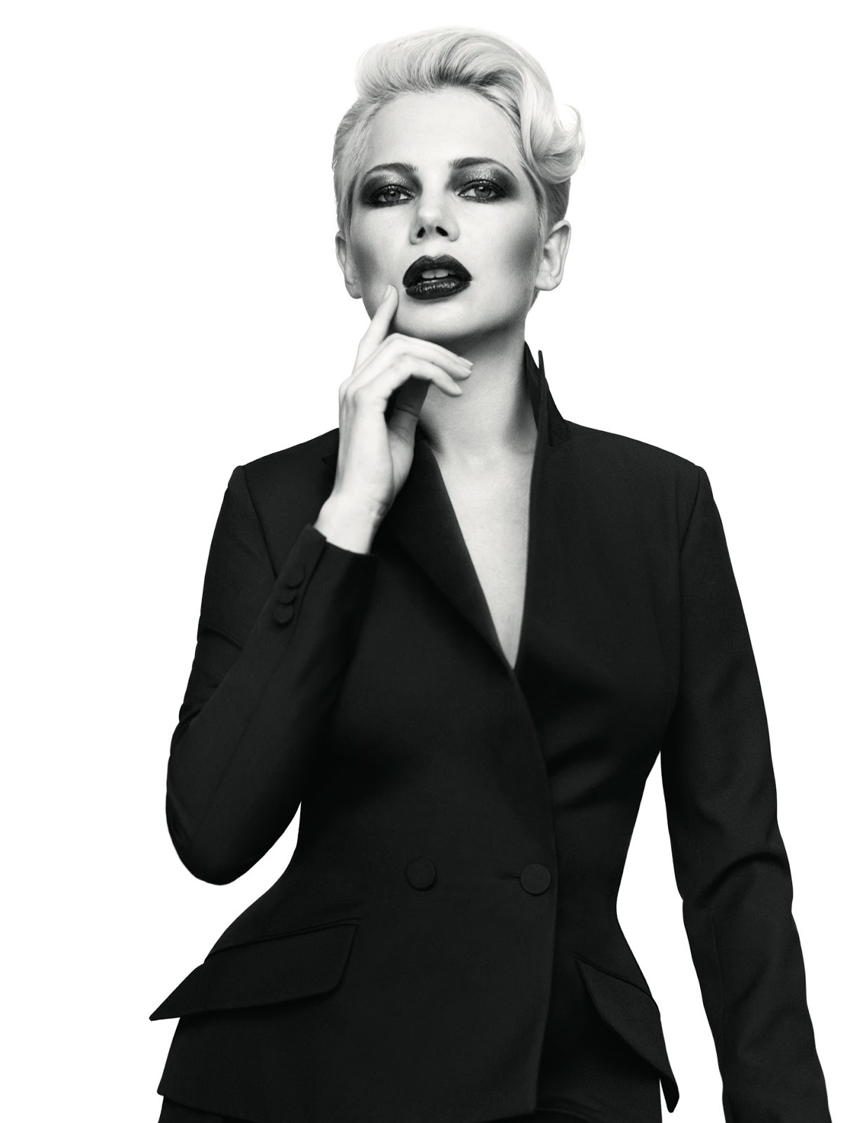 Michelle Williams - AnOther by Willy Vanderperre, Spring/Summer 2013