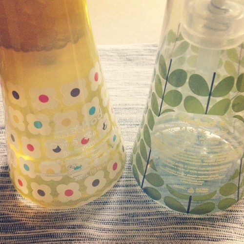 What's your fave collab? Cool—mine's Orla Kiely & Method.