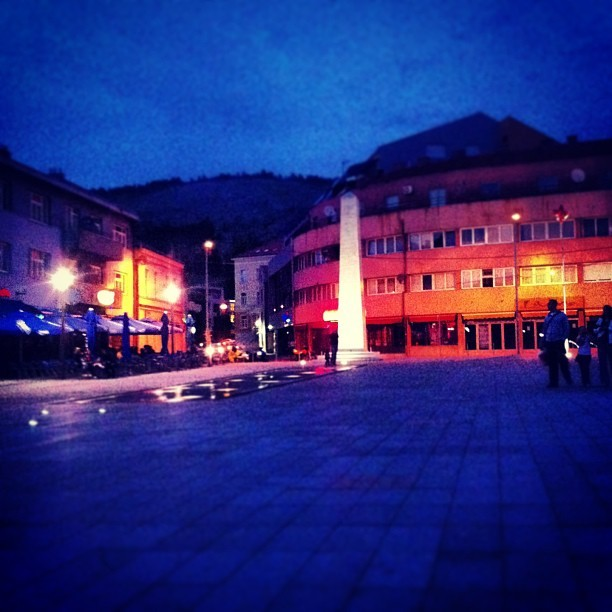 Livno (at King Tomislav's Square)
