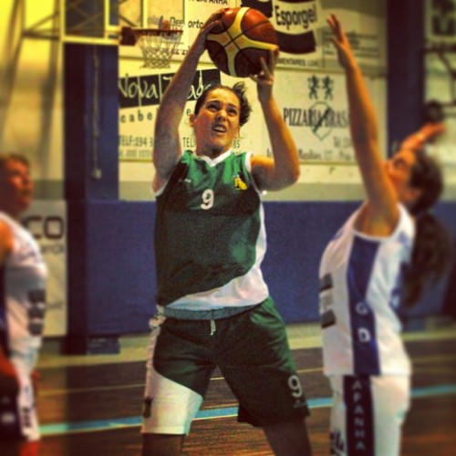 Game day! #basketball #1adivisaodebasquetebolportuguesa