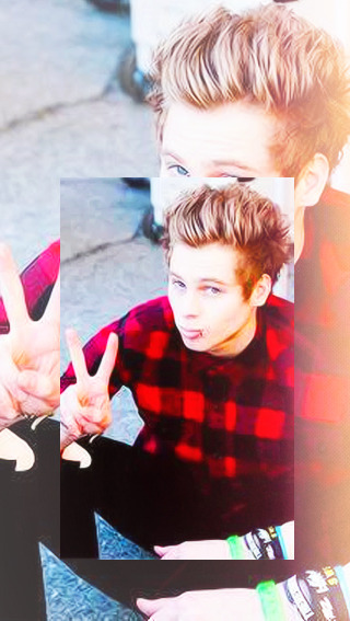 Luke Hemmings Wallpaper Tumblr luke hemmings iphone w...