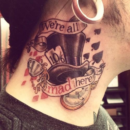 Tattoo Escape The Fate Craig Mabbitt