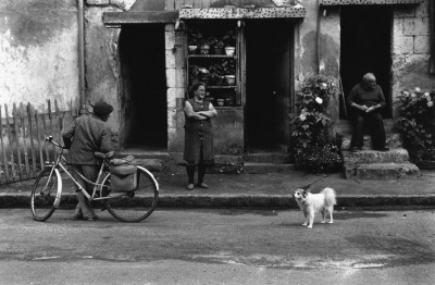howtoseewithoutacamera:  by Elliott Erwitt Loire Valley, France 1972.