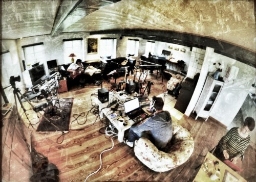 Recording Session at Rømø by Sven on EyeEm