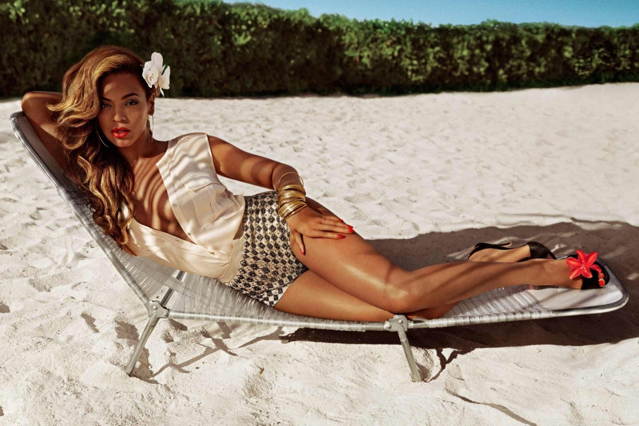 Beyoncé for H&M Summer 2013