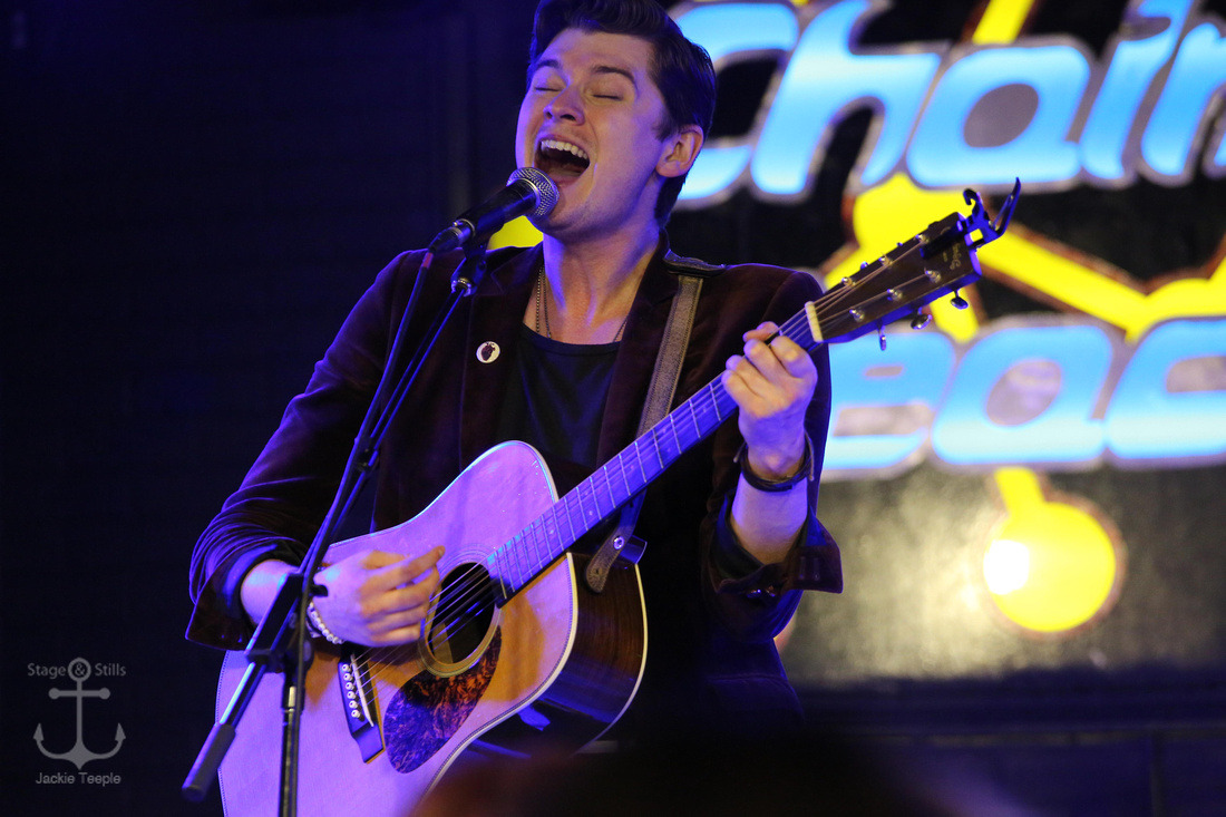 William Beckett [Chain Reaction | Anaheim, CA | 04/04/13]