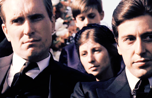 michael corleone and tom hagen relationship