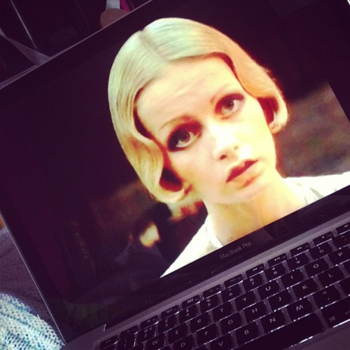 kaylahadlington:  Watching Ken Russell's 'The Boyfriend'
