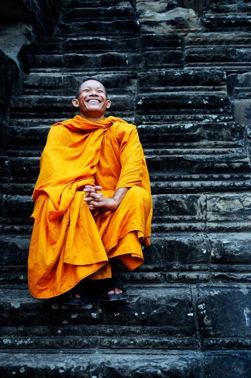 Angkor Wat by Jon Bauer