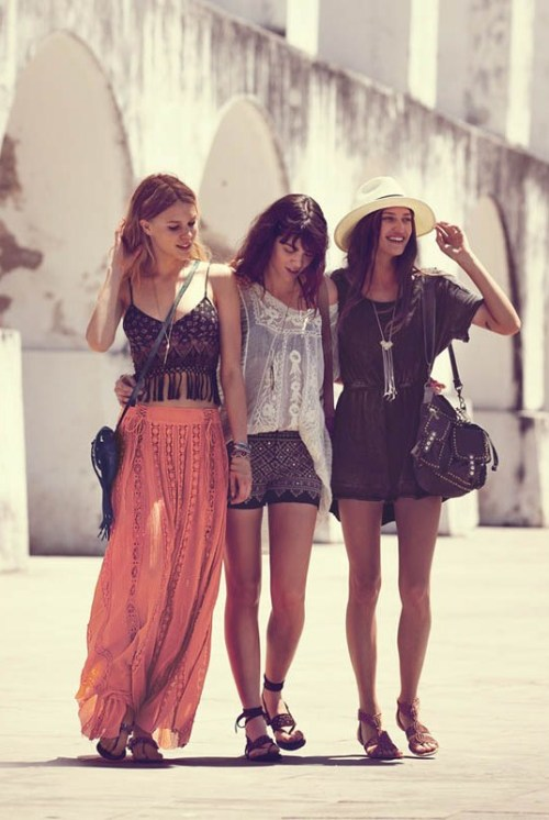 thebohemianmuse:  » Free People May 2013 «