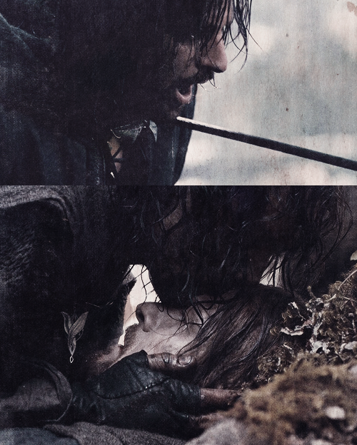 Be at peace, Son of Gondor.