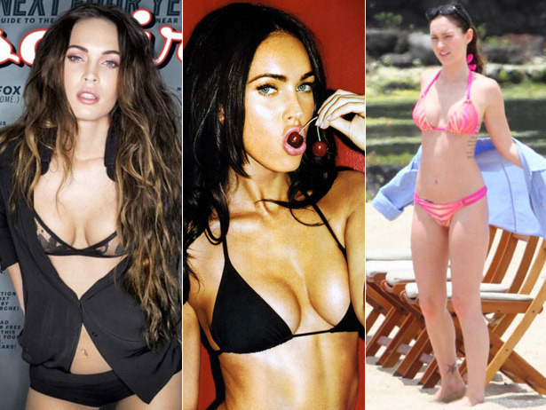 27 Pin-Up Worthy Looks to Celebrate Megan Fox's 27th Birthday!