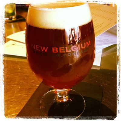 Cascara Quad - New Belgium 10% IBU