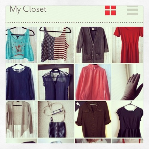 I've added a few things to my #threadflip closet! #fashion #bestoftheday #clothes 💁 (at www.threadflip.com/caro)