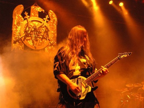 RIP JEFF HANNEMAN Thank you for shredding the world over 49 years \m/