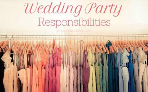 From the Maid of Honor down to the Ring Bearer, there are laundry lists of responsibilities associated with each role that no one in their right mind would (or should!) ever know by instinct. In this advice series, I am going to be posting a breakdown on the various duties for everyone involved in the wedding party. Flower Girl A flower girl is always a nice touch! However, they are not mandatory. Usually, a flower girl should be between the ages of 3 and 6 years old. Duties include the following: Goes down the aisle before the bride and her father, sprinkling flower petals in the bride's path Attends the rehearsal, however the rehearsal dinner is optional and attendance is up to the bride and groom Past Posts: Maid of Honor / Bridesmaids / Groomsmen / Ushers