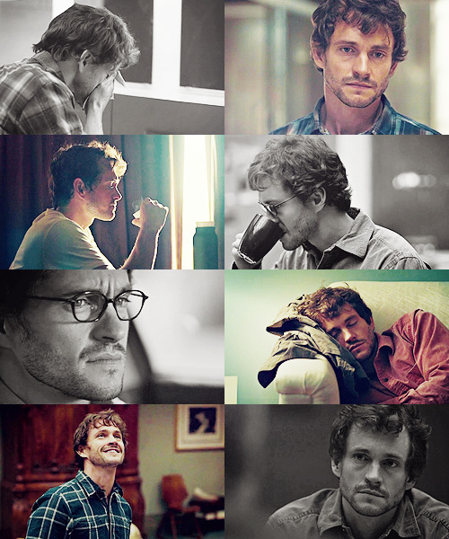 HANNIBAL MEME : 3 characters [2/3] Will Graham